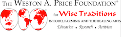 WESTON PRICE LOGO